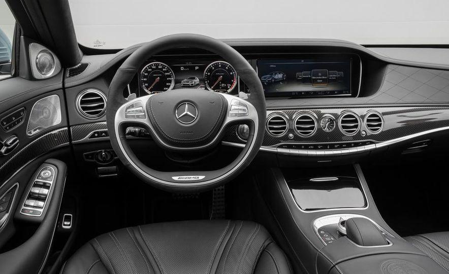 2014 Mercedes-Benz S63 AMG - Slide 21