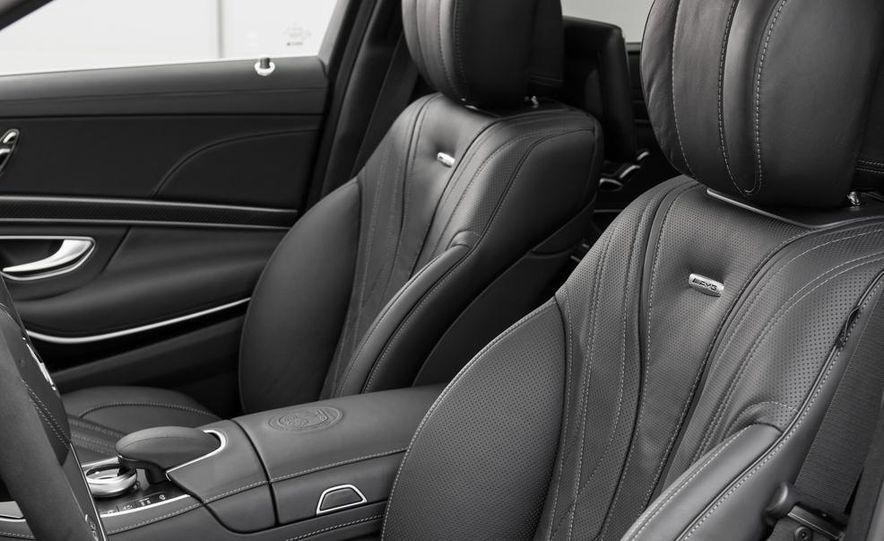2014 Mercedes-Benz S63 AMG - Slide 22