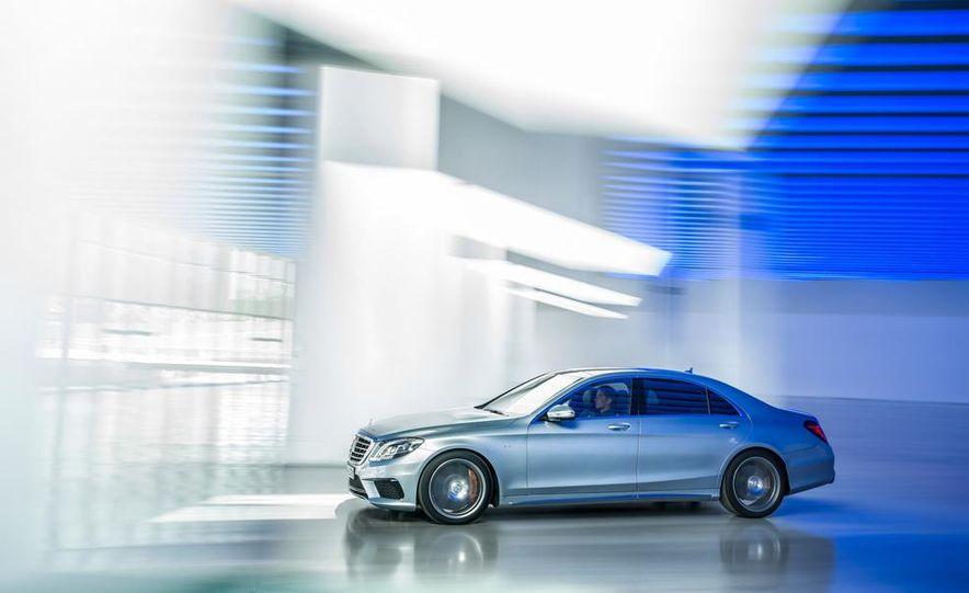 2014 Mercedes-Benz S63 AMG - Slide 5