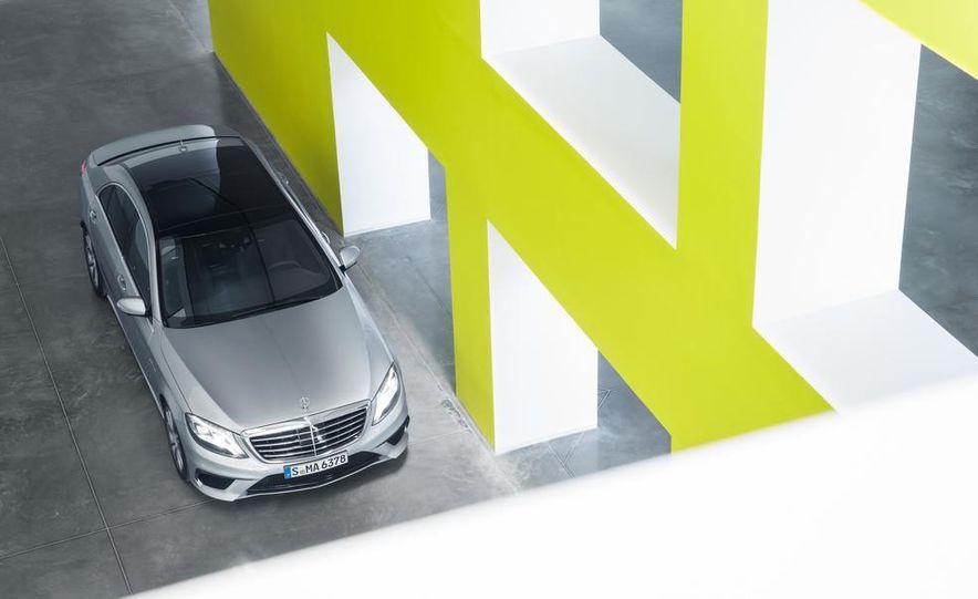 2014 Mercedes-Benz S63 AMG - Slide 11