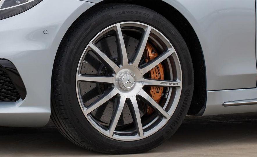 2014 Mercedes-Benz S63 AMG - Slide 16