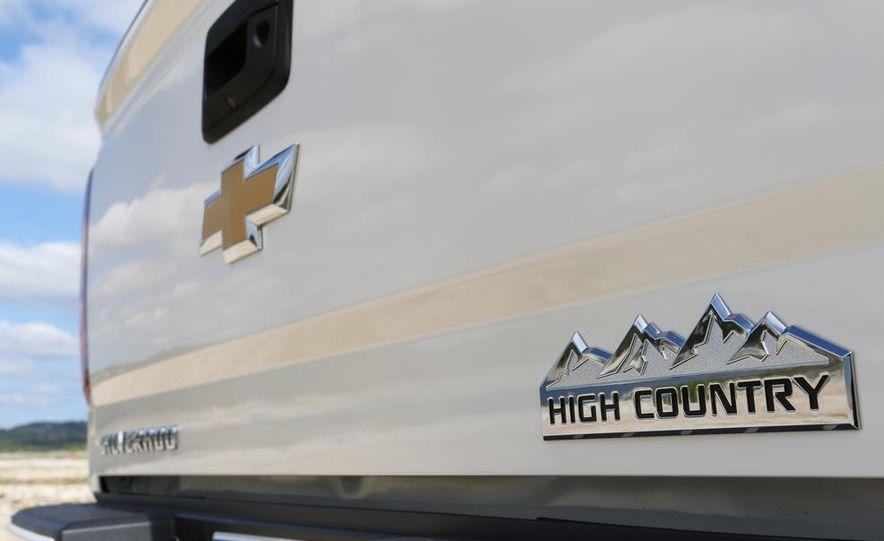 2014 Chevrolet Silverado High Country - Slide 4