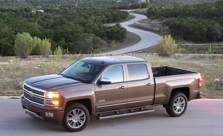 2014 Chevrolet Silverado High Country - Slide 6