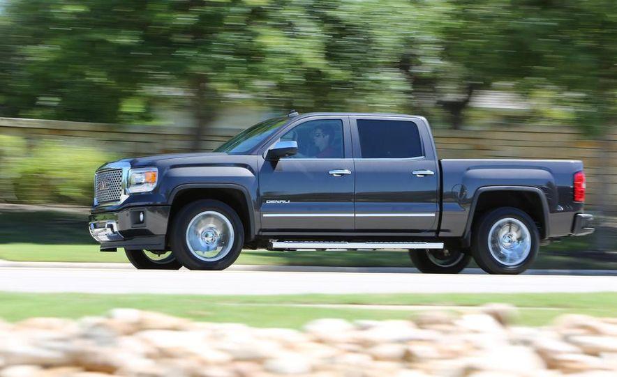 2014 Chevrolet Silverado High Country - Slide 15
