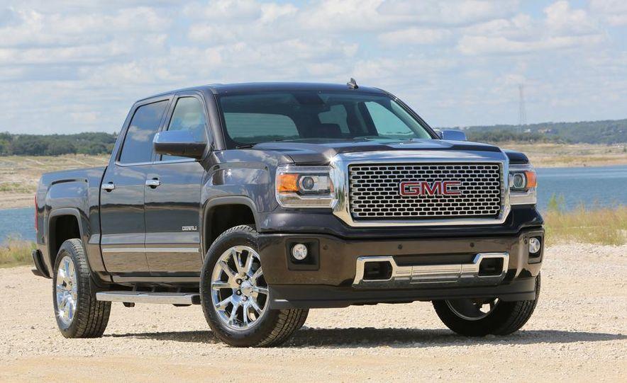 2014 Chevrolet Silverado High Country - Slide 21