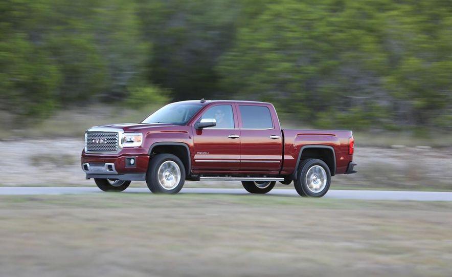 2014 Chevrolet Silverado High Country - Slide 23