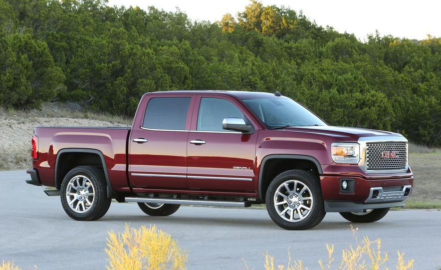 2014 Chevrolet Silverado High Country - Slide 30