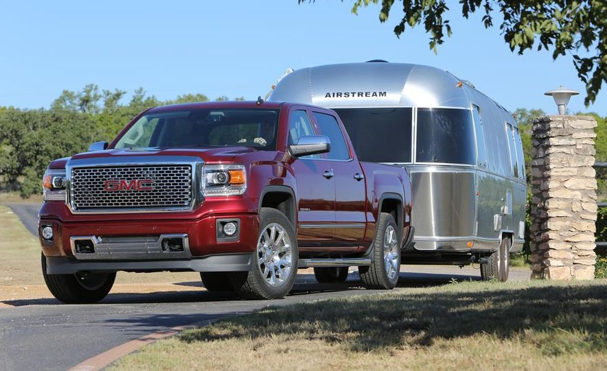 2014 Chevrolet Silverado High Country - Slide 32