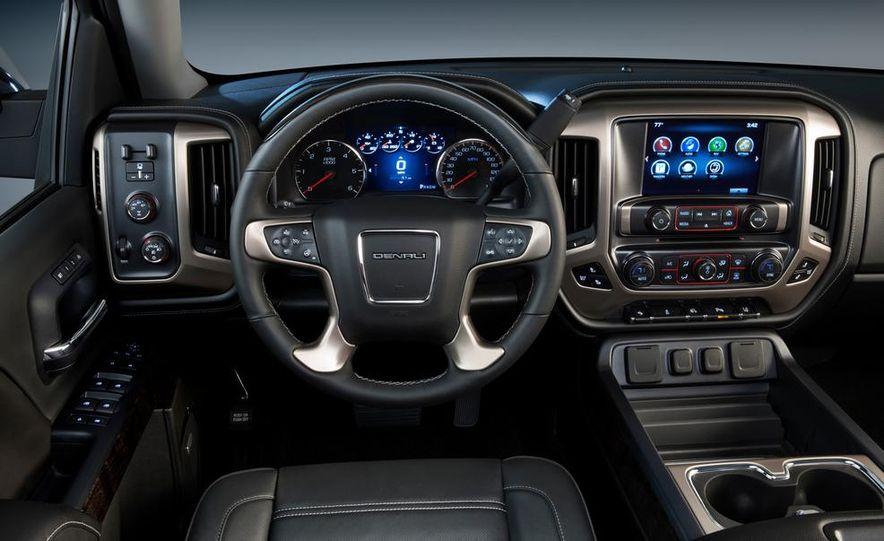 2014 Chevrolet Silverado High Country - Slide 36