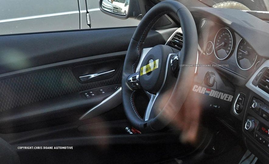 2015 BMW M4 coupes and M3 sedan - Slide 63