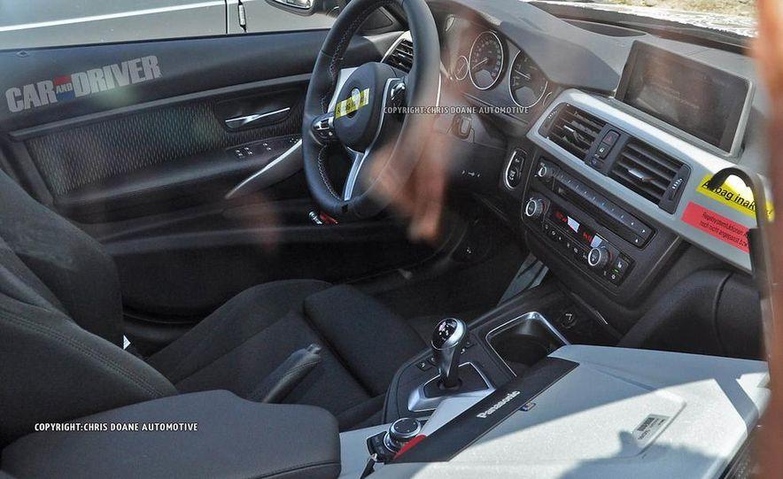 2015 BMW M4 coupes and M3 sedan - Slide 64