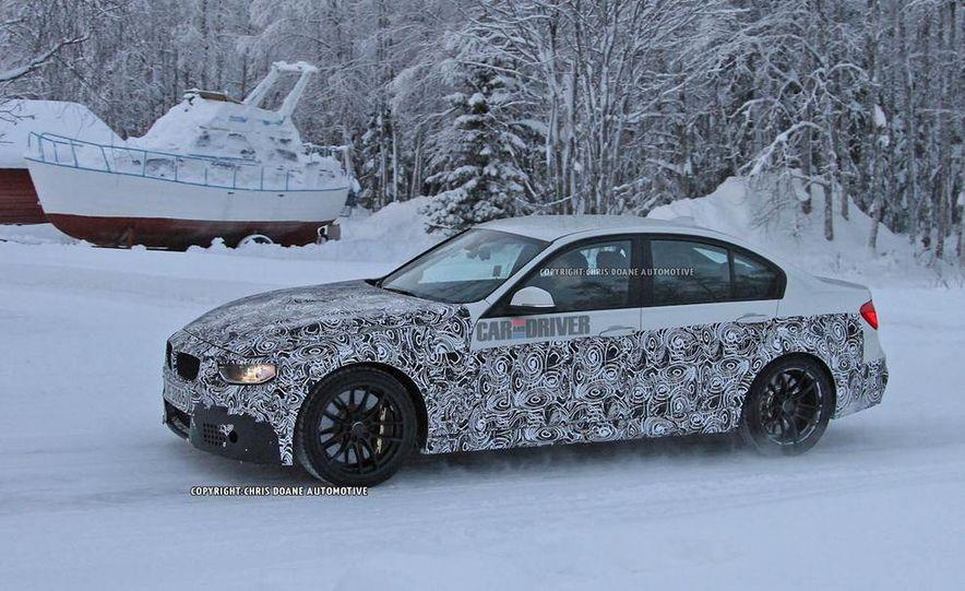 2015 BMW M4 coupes and M3 sedan - Slide 57