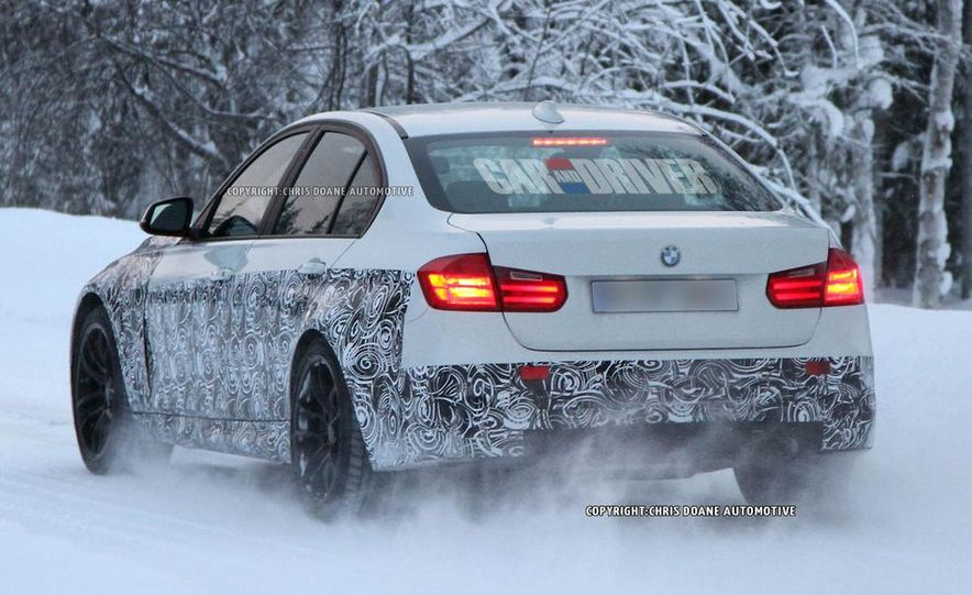 2015 BMW M4 coupes and M3 sedan - Slide 61