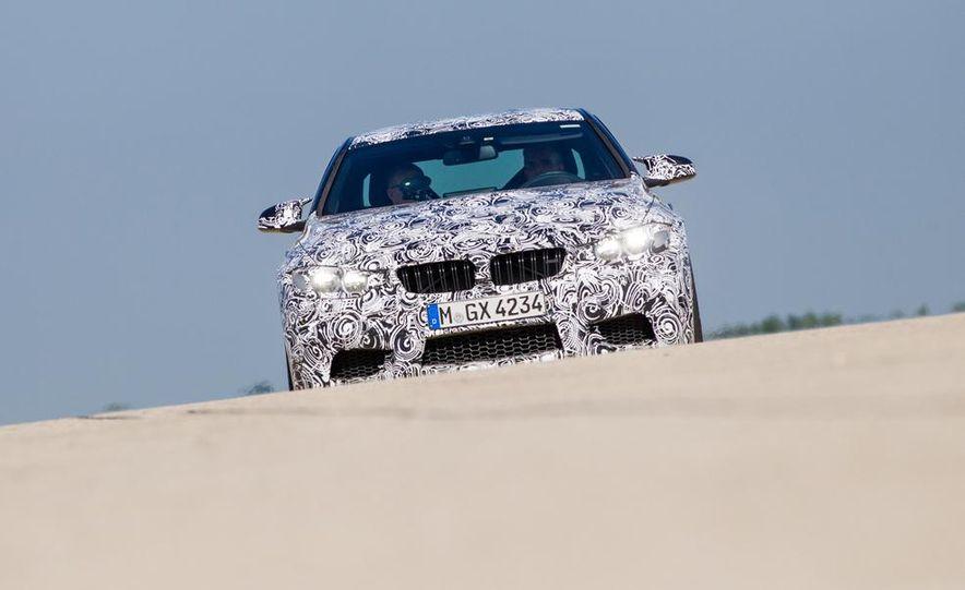 2015 BMW M4 coupes and M3 sedan - Slide 10