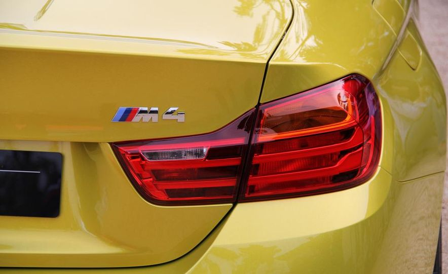 2015 BMW M4 coupes and M3 sedan - Slide 41