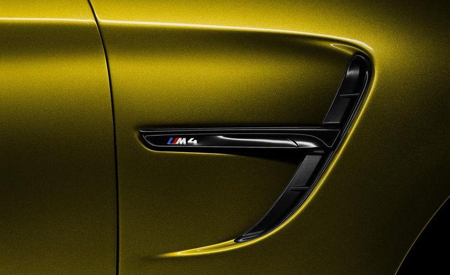 2015 BMW M4 coupes and M3 sedan - Slide 53