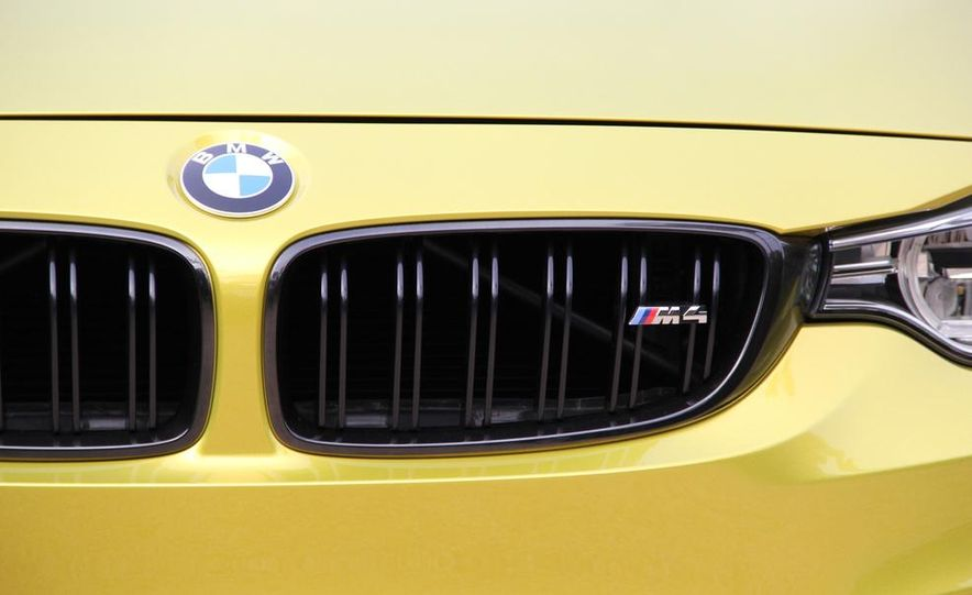 2015 BMW M4 coupes and M3 sedan - Slide 38