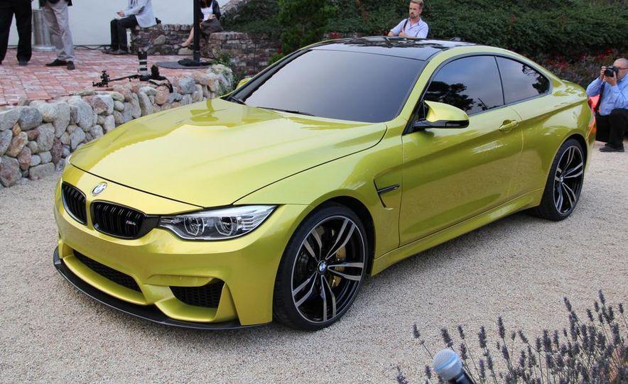 2015 BMW M4 coupes and M3 sedan - Slide 18