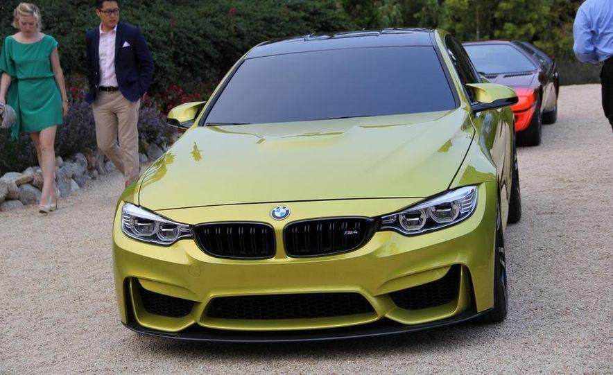 2015 BMW M4 coupes and M3 sedan - Slide 21