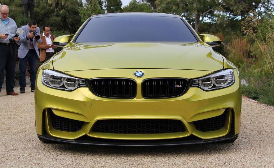 2015 BMW M4 coupes and M3 sedan - Slide 22