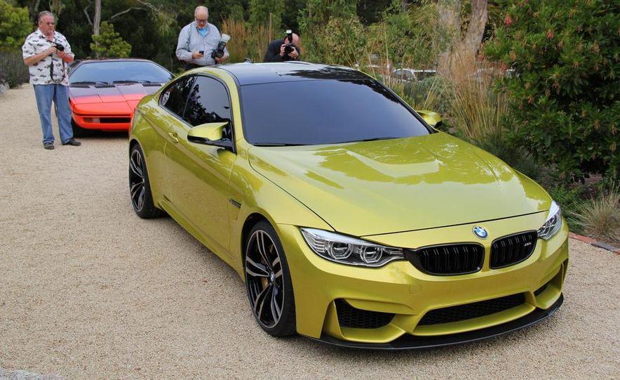 2015 BMW M4 coupes and M3 sedan - Slide 23