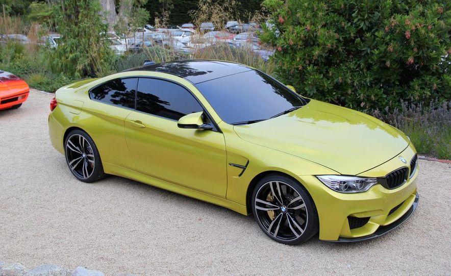 2015 BMW M4 coupes and M3 sedan - Slide 24
