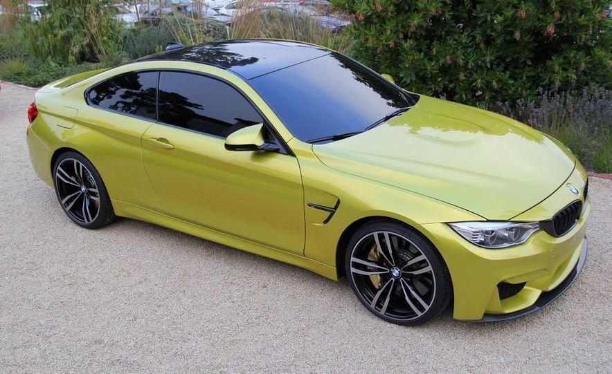 2015 BMW M4 coupes and M3 sedan - Slide 25