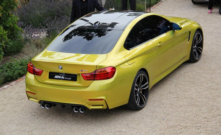 2015 BMW M4 coupes and M3 sedan - Slide 31