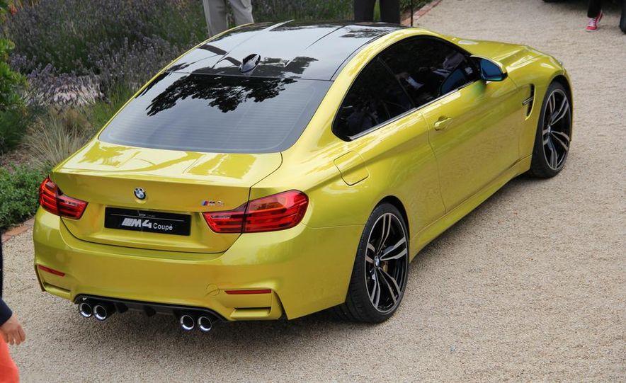 2015 BMW M4 coupes and M3 sedan - Slide 32