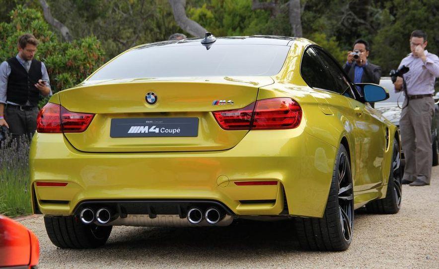 2015 BMW M4 coupes and M3 sedan - Slide 33