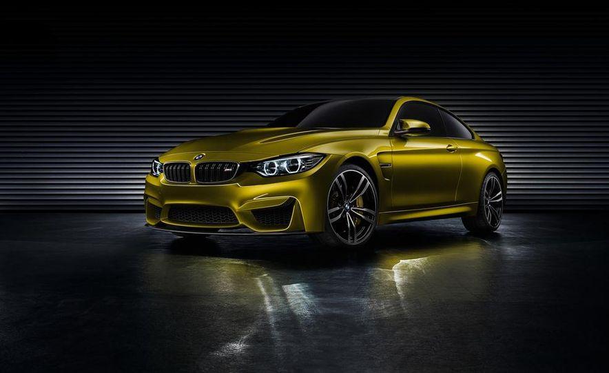 2015 BMW M4 coupes and M3 sedan - Slide 43