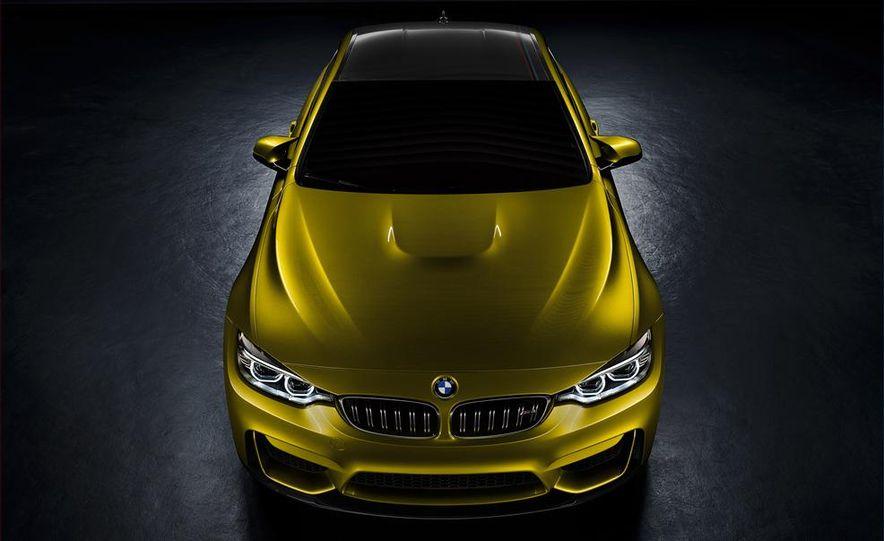 2015 BMW M4 coupes and M3 sedan - Slide 47