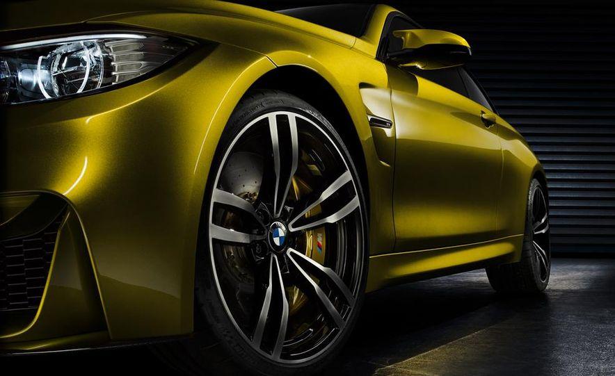 2015 BMW M4 coupes and M3 sedan - Slide 49