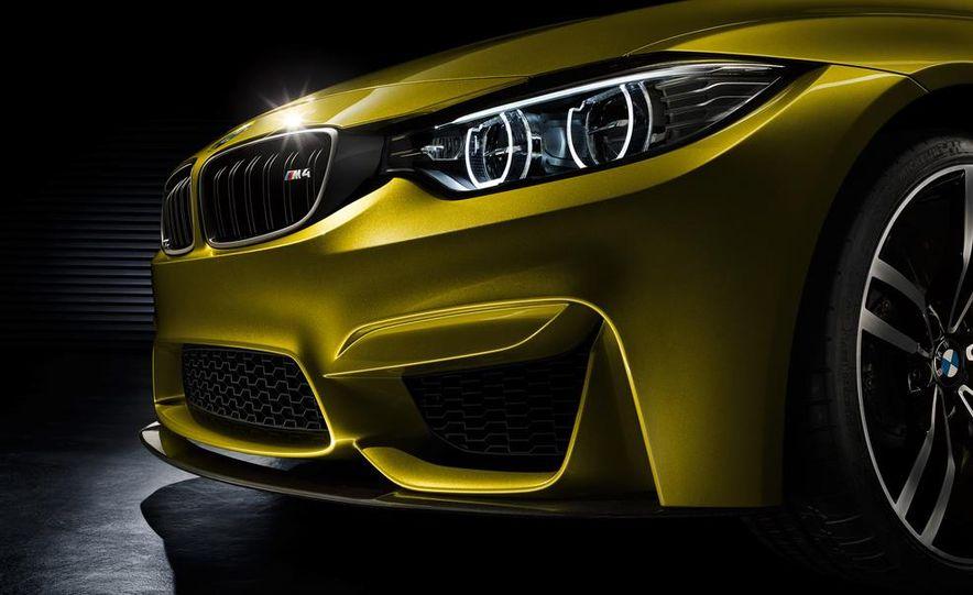 2015 BMW M4 coupes and M3 sedan - Slide 50