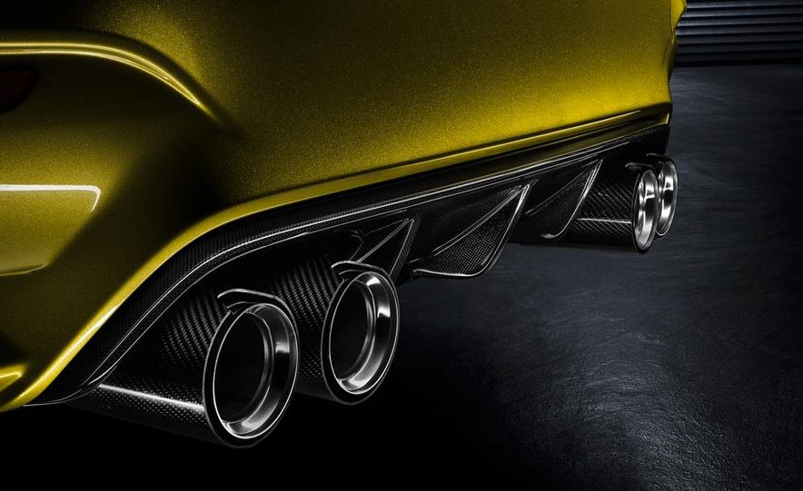 2015 BMW M4 coupes and M3 sedan - Slide 51