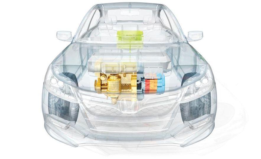 2014 Honda Accord Hybrid - Slide 5