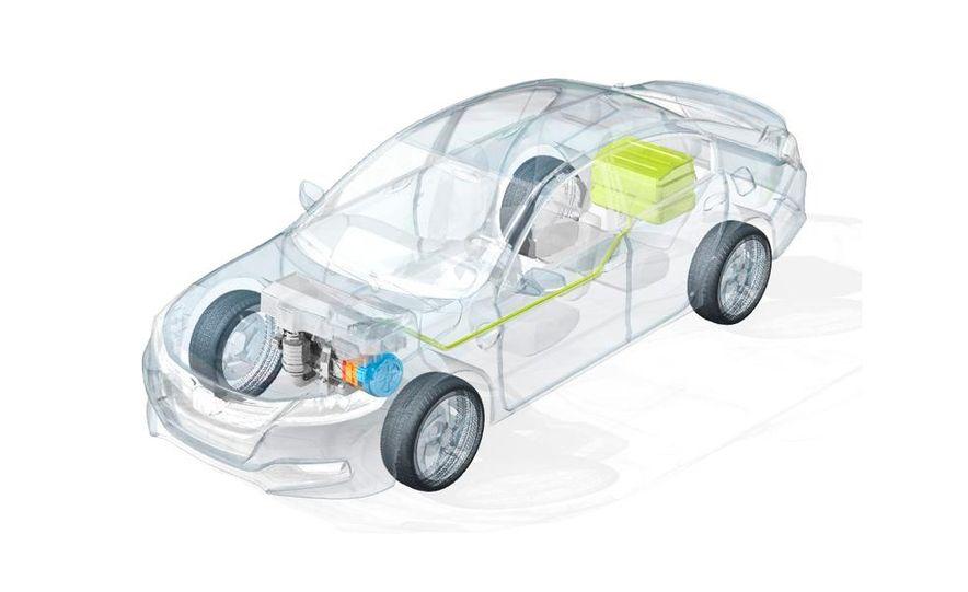 2014 Honda Accord Hybrid - Slide 6