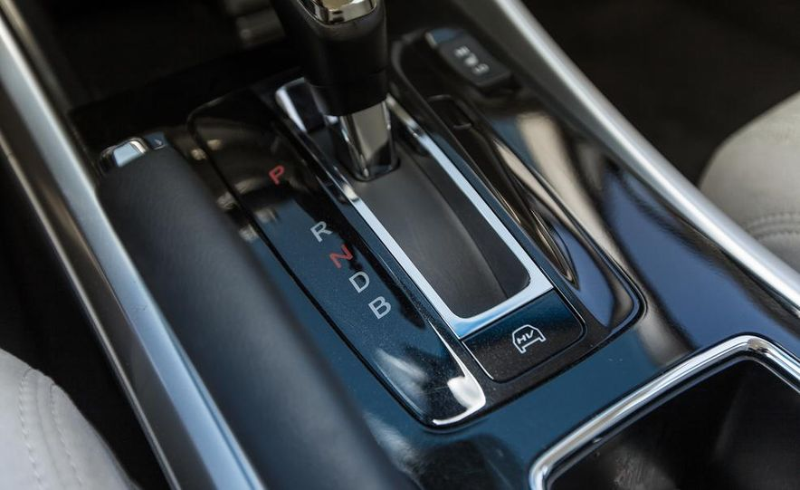 2014 Honda Accord Hybrid - Slide 36