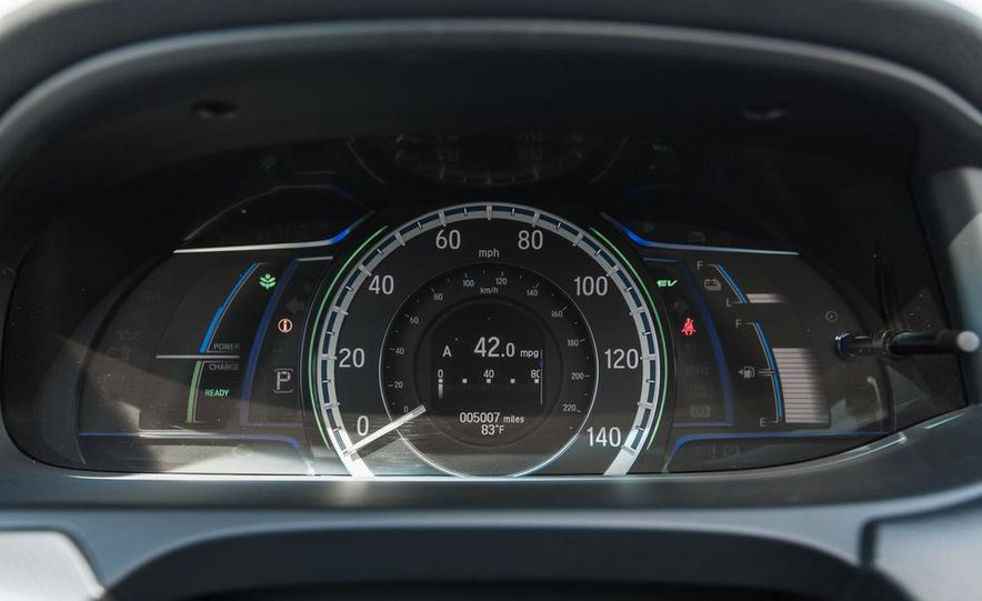 2014 Honda Accord Hybrid - Slide 29