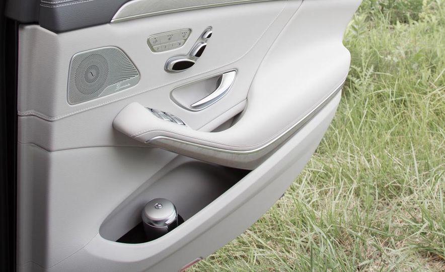 2014 Mercedes-Benz S550 - Slide 43