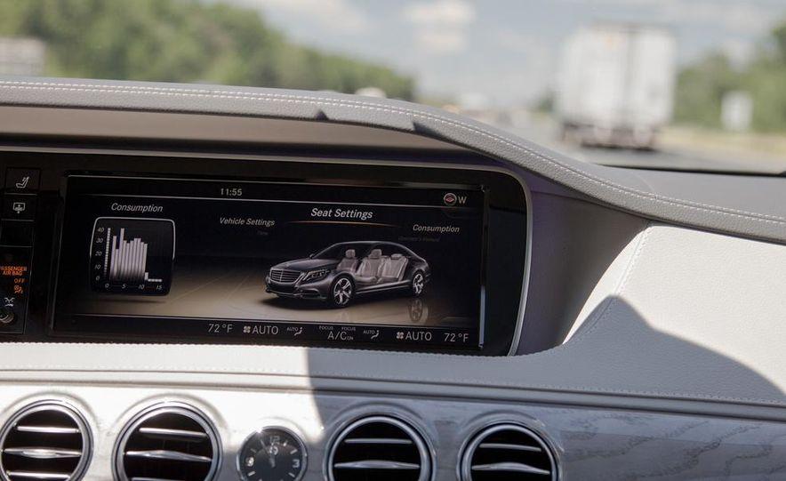 2014 Mercedes-Benz S550 - Slide 33