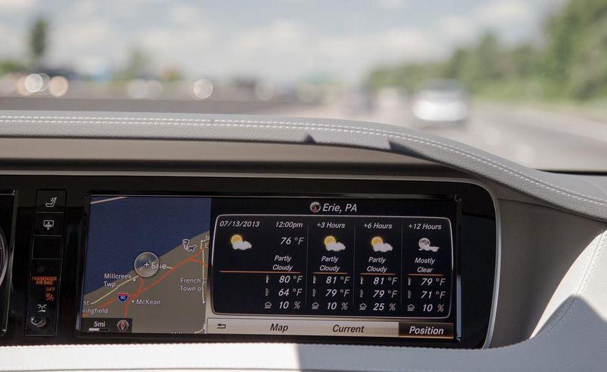 2014 Mercedes-Benz S550 - Slide 36