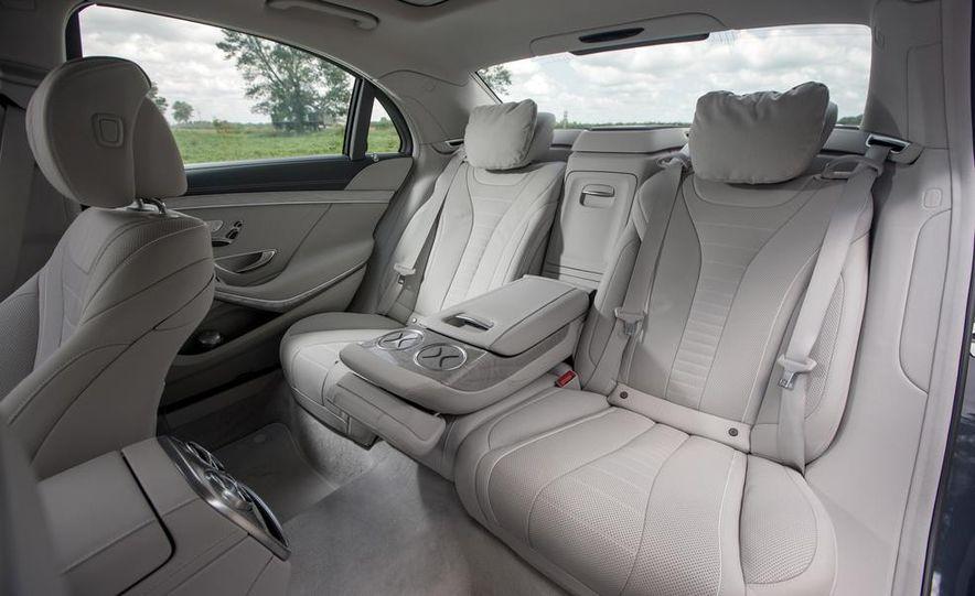 2014 Mercedes-Benz S550 - Slide 40