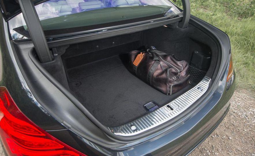 2014 Mercedes-Benz S550 - Slide 48
