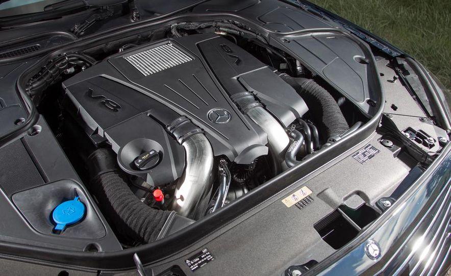 2014 Mercedes-Benz S550 - Slide 49
