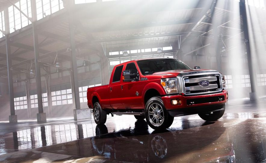 2015 Ford F-250 Super Duty King Ranch Crew Cab - Slide 10
