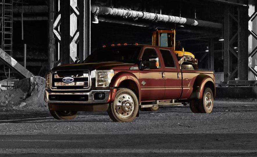 2015 Ford F-250 Super Duty King Ranch Crew Cab - Slide 6