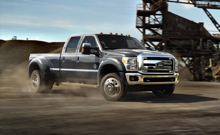 2015 Ford F-250 Super Duty King Ranch Crew Cab - Slide 7