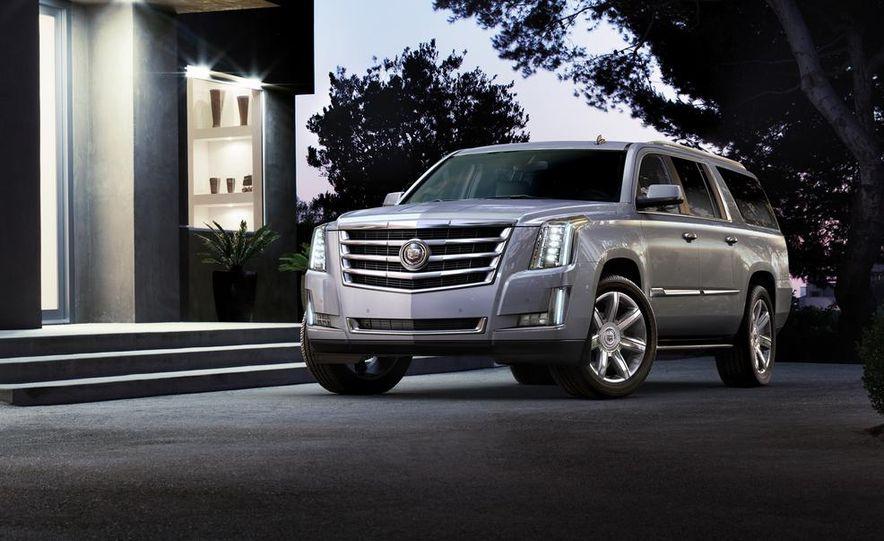 2015 Cadillac Escalade - Slide 9