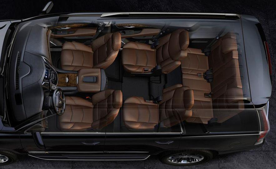 2015 Cadillac Escalade - Slide 3